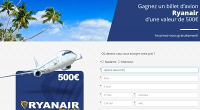 Fraude aux couleurs d'Air France