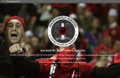 Anonymous Albanie