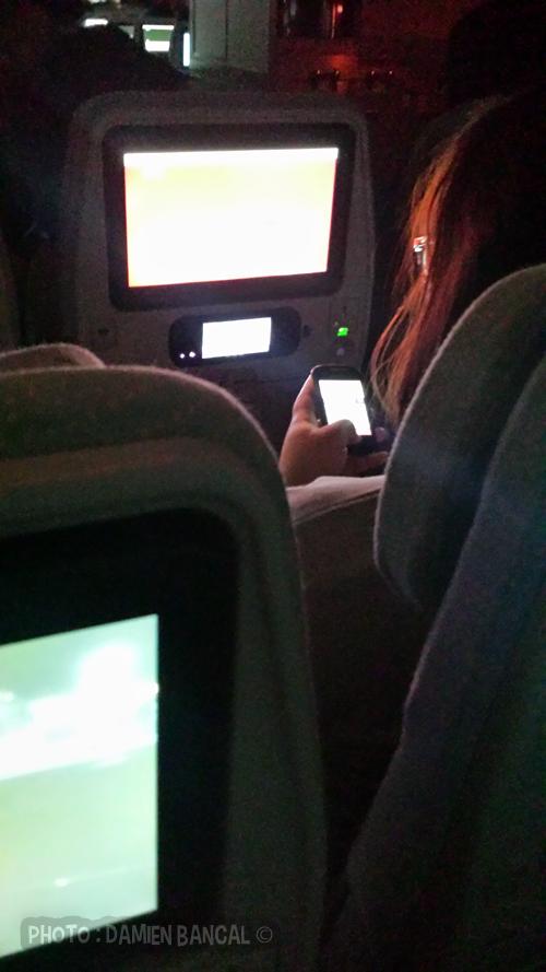 L'informatique est, aujourd'hui, très présente dans les avions.