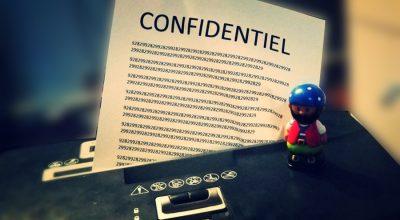 protéger vos données personnelles