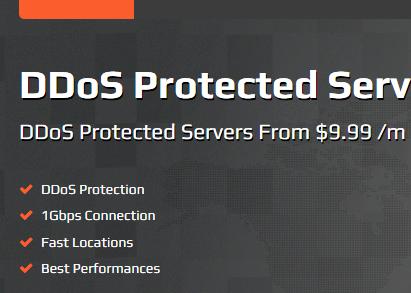 Société de vente de protection contre les DDoS apparait dans cette étonnante histoire !