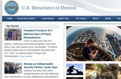 Département de la défense