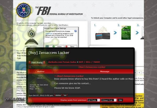 Les alertes d'infiltrations du FBI sur Darkode étaient fréquentes.