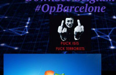 opération numérique contre Daesh