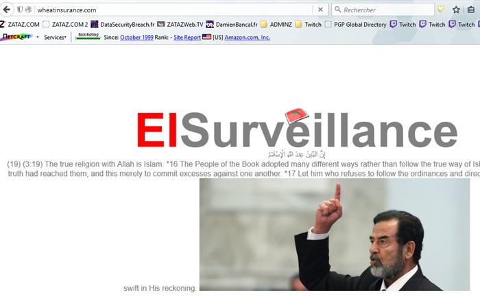 El Surveillance hack