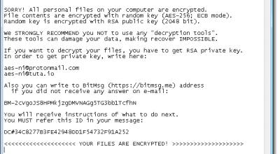 victimes de ransomwares