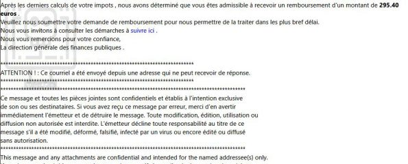 Piratage de contribuables Français, zataz vous en montre plus