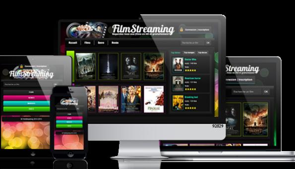 sites de streaming