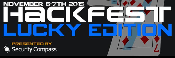Hackfest Lucky Edition