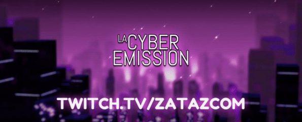 La cyber émission zataz twitch