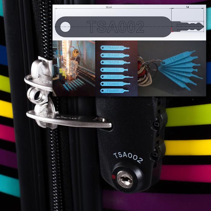 Master key TSA