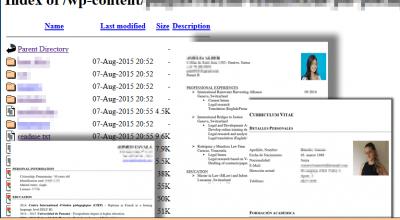 Mossack Fonseca fuites de données