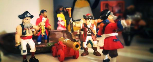 Pirates russes razer pirate russe