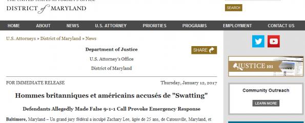 swattings