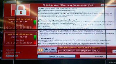 Ransomware Wcry El Mundo