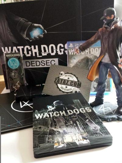 WatchDogs edition decsec