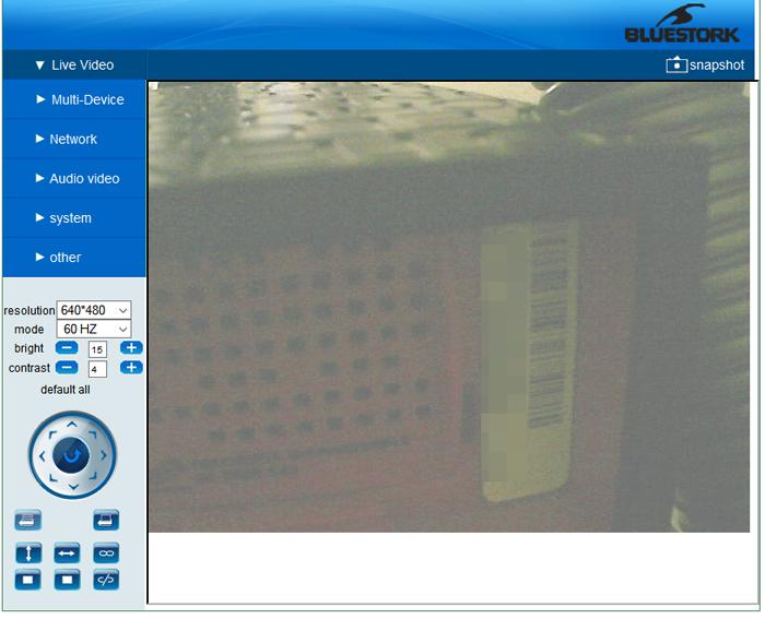 Certaines webcam peuvent être contrôler, à distance, et permettre d'accéder à des codes, comme ici avec un box Free.