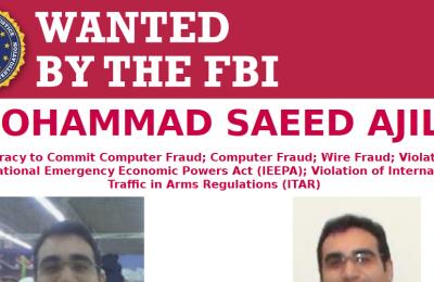 pirates informatiques Iraniens