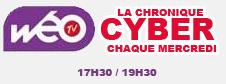 Damien Bancal - Chronique cybersécurité WEO TV