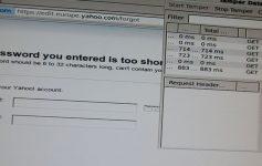 base de données yahoo!