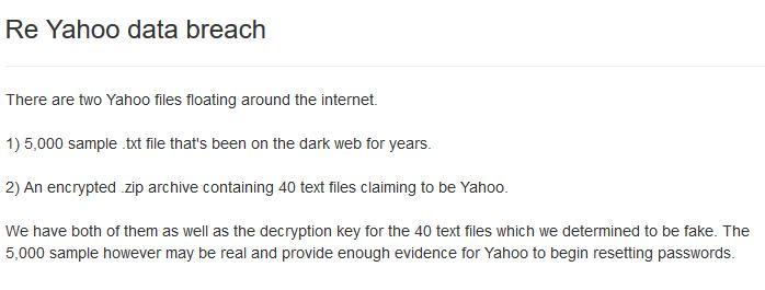 Message diffusé sur Internet, le 21/09.