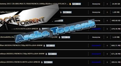 arche torrent