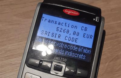 fraude au paiement sans contact