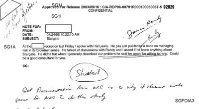 documents déclassifiés