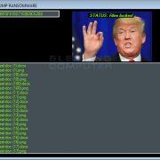 Donald Trump Ransomware