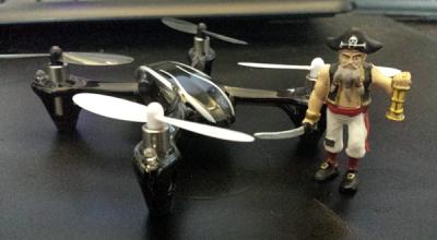 piratage de drones militaires