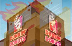 Dunkin hack donuts