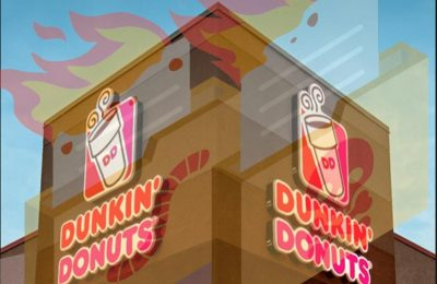 Dunkin hack donuts