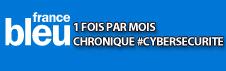 chronique cybersécurité sur France Bleu Nord