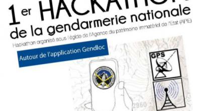 La Gendarmerie Nationale organise son 1er Hackathon