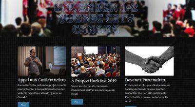 Hackfest de quebec