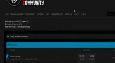 Italian darknet Community