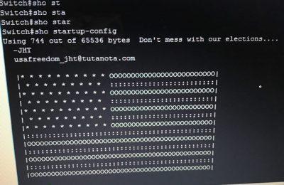 cyberattaque de masse