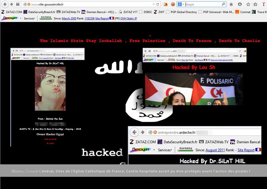 piratage 8 janvier 2015