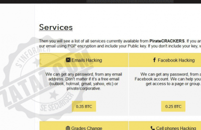 changement de notes