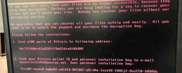cyberattaque Petya