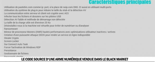 Calendrier Satanique 2019.Zataz Ransomware As A Service Le Juteux Business Model De