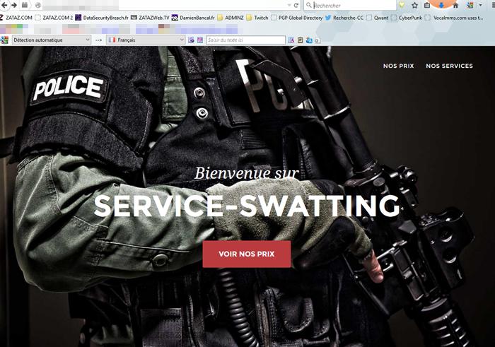 swatting-site
