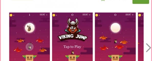 Viking jump